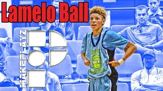 Download 8th Grader Lamelo Ball Dropped 32 on 17U Comp Last Year! What Will He Do This Year... Video