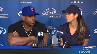Download Yoenis Cespedes is happy to be settled with the New York Mets Video