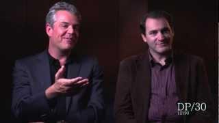 Download DP/30: Hitchcock, actors Danny Huston, Michael Stuhlbarg Video