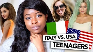 Download ITALY VS USA | TEENAGERS Video