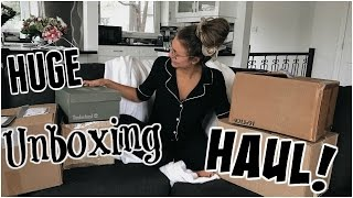 Download HUGE FASHION UNBOXING HAUL! Video