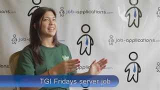 Download TGI Friday's Interview - Server Video