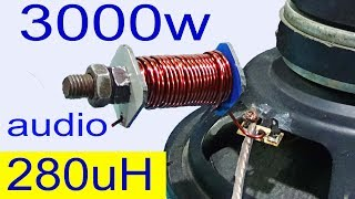 Download How to increase bass on subwoofer Make speaker louder and high bass Video