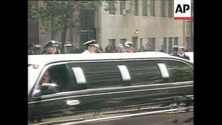 Download USA: JOHN F KENNEDY JR. MEMORIAL MASS Video
