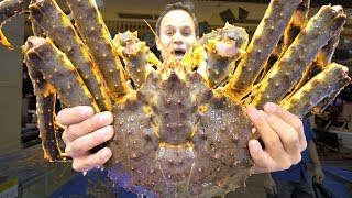 Download INSANE Chinese Seafood - $1500 Seafood FEAST in Guangzhou, China - 10 KG BIGGEST Lobster + KING Crab Video