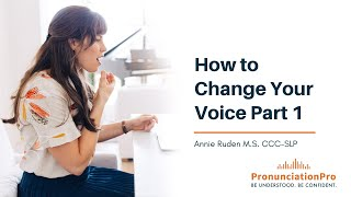 Download How To Change Your Voice - Part 1 Video
