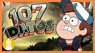 Download 107 Datos De Gravity Falls Que DEBES Saber (Atómico #179) en Átomo Network Video