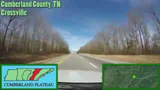 Download Tennessee I-40 Time-Lapse (Border-to-Border) Video
