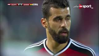 Download ملخص مباراة مصر وغانا - تعليق مدحت شلبي Video