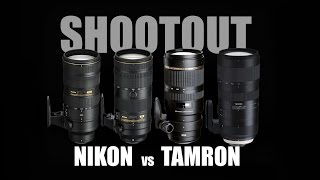 Download Nikon FL vs Tamron G2: The Best 70 - 200 2.8 Shootout Video