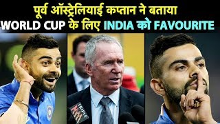 Download Allan Border Praises Virat's Leadership, Says India are the favourites for 2019 World Cup Video