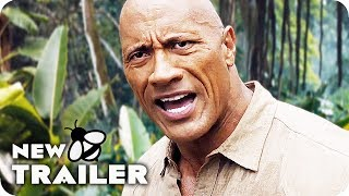 Download JUMANJI 2: The Next Level Trailer (2019) Dwayne Johnson Sequel Movie Video