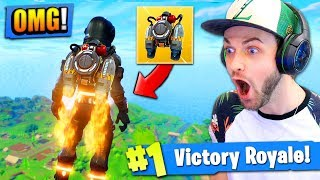 Download JETPACKS are coming to Fortnite: Battle Royale! (SERIOUSLY) Video