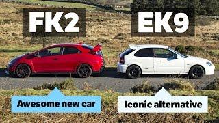 Download Awesome Affordable Cars: Legendary EK9 Honda Civic Type R Video