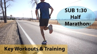 Download HOW TO RUN A SUB 1:30 HALF MARATHON: Training tips & workouts | Sage Running Video