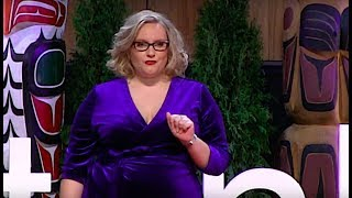 Download I Am Fat - How to Be Confident and Love Your Body at Any Size | Victoria Welsby | TEDxStanleyPark Video