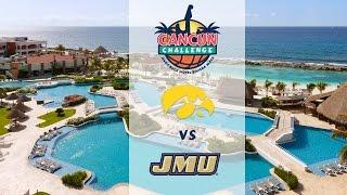 Download Cancun Challenge: Iowa vs James Madison - NO AUDIIO Video