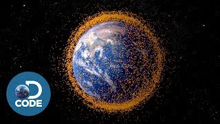 Download Space Junk Around Earth Video