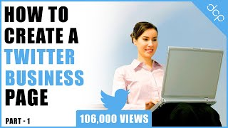 Download Part 1 - How to create a Twitter account for your business - [ Twitter Business Page Setup ] Video