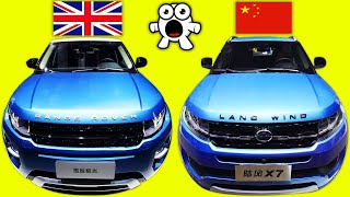 Download Worst Blatant Chinese Cloned Copycat Cars Video