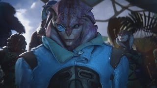 Download MASS EFFECT ANDROMEDA 28 Mintues of Gameplay and Cinematic Trailers Video