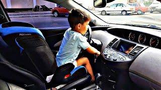 Download Квест РЕБЕНОК САМ ЕДЕТ НА МАШИНЕ ЗА СЛАДОСТЯМИ THE CHILD CARS FOR THE AUTO Video
