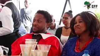 Download Mama Winnie Mandela's Surprise Attendance and Speech at Commissar Dr Ndlozi's Graduation Celebratio Video