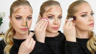 Download CONTOURING WITH DARK ESSENCE FOUNDATION Video