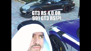 Download Is The 991 GT3 RS Better Than The GT3 RS 4.0!? Video