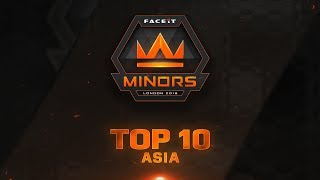 Download Top 10 Plays of ASIA Minor - Feat. jks, xccurate, LOVEYY! Video
