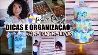 Download DICAS PARA ORGANIZAR E ECONOMIZAR NO CHÁ DE FRALDAS #2 Video