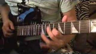 Download Electric Guitar-Air on the G string [Rock Ver.] Video