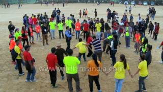 Download Mizos celebrate indigenous sports day in India Video
