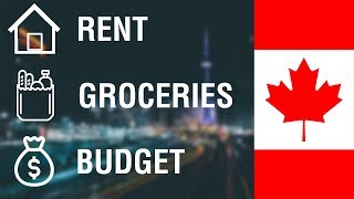 Download Monthly Living Expenses in Canada Video