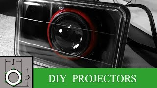 Download How To: Make Projector Headlights for Your Car Video