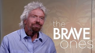 Download Sir Richard Branson, Founder of Virgin | The Brave Ones Video