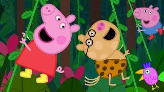 Download Peppa Pig Official Channel 🎵 Peppa Pig's Holiday Jungle Song Video