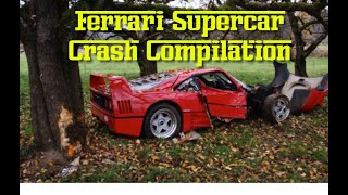 Download Best Supercar Ferrari Crash Fails #1 2019 Video