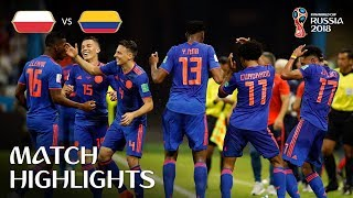 Download Poland v Colombia - 2018 FIFA World Cup Russia™ - Match 31 Video