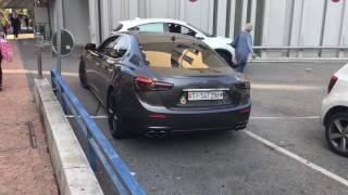 Download Maserati Ghibli (330hp) - Sound Video