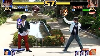 Download The King of Fighters '99 - Real Life Video
