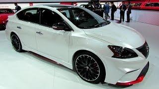 Download 2015 Nissan Sentra Nismo Concept - Exterior and Interior Walkaround - 2013 LA Auto Show Video