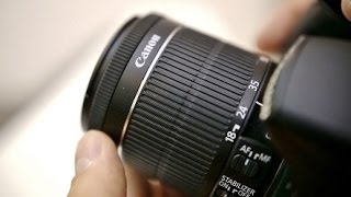 Download Canon EF-S 18-55mm f/3.5-5.6 IS STM lens review: How good is Canon's new kit lens? Video