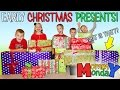 Download EARLY CHRISTMAS PRESENTS!! || Mommy Monday Video