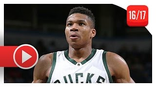 Download Giannis Antetokounmpo Full Highlights vs Cavaliers (2016.11.29) - 34 Pts, 12 Reb, BEAST MODE! Video