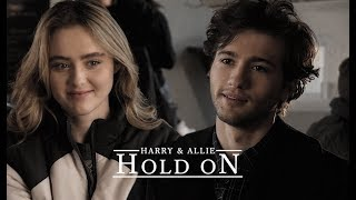 Download hold on || harry & allie [the society] Video