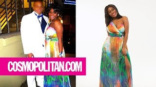 Download Women Try on Their Old Prom Dresses | Cosmopolitan Video