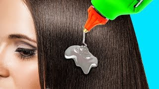 Download 20 SIMPLE HAIR HACKS YOU'LL WISH YOU KNEW EARLIER Video