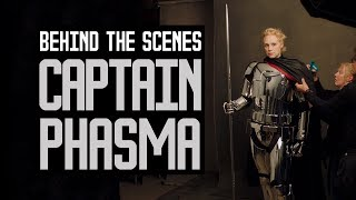 Download Captain Phasma | Behind The Scenes History Video