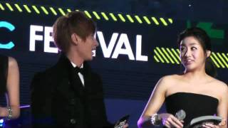Download [fancam]20111231 MBC Super junior Leeteuk ② Video